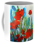 Among The Roses Coffee Mug