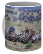 Among The Vultures 1 Coffee Mug