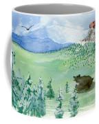 Amongst The Skies Coffee Mug