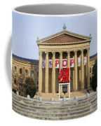 Amore - The Philadelphia Museum Of Art Coffee Mug
