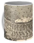 Amphitheater Of Verona Coffee Mug