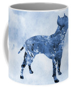 Amstaff-blue Coffee Mug