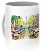 Amsterdam Canal 2 Coffee Mug