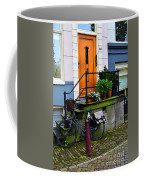 Amsterdam Door Coffee Mug