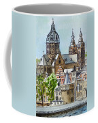 Amsterdam Holland Coffee Mug