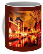 Amsterdam Night Life L A S Coffee Mug