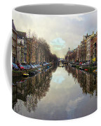 Amsterdam Reflected Coffee Mug