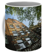 Amsterdam Spring - Fancy Brickwork Glow - Left Horizontal Coffee Mug