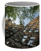 Amsterdam Spring - Fancy Brickwork Glow - Right Horizontal Coffee Mug