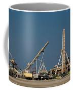 Amusement Pier And Waterpark Coffee Mug