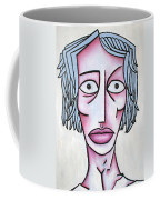 amy Coffee Mug by Thomas Valentine