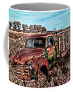 An Abandoned Truck Coffee Mug