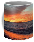 An Absolute Fire In The Sky Coffee Mug