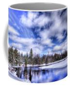 An Adirondack Winter Coffee Mug
