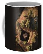 An Aerial View Of Beta Coffee Mug by James P. Blair