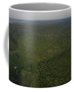 An Aerial View Shows The Cumberland Coffee Mug