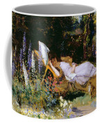 An Afternoon Nap Coffee Mug by Harry Mitten Wilson