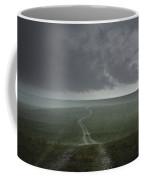 An Afternoon Thunderstorm Coming Coffee Mug by Jim Richardson