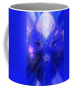 An Alien Visage  Coffee Mug