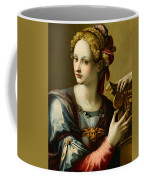 An Allegory Of Fortitude Coffee Mug