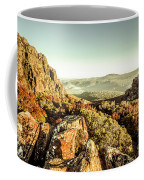 An Alpine Morning Coffee Mug