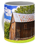 An American Barn 2 Painted Coffee Mug