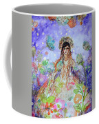 An Angel For All Of The Chakras And Her Name Is Simplicity Coffee Mug