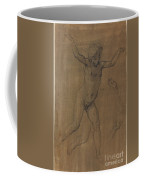 An Angel In Flight Coffee Mug