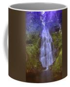 An Angel In The Falls  Coffee Mug