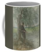 An Angler Coffee Mug