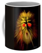 An Angry God Coffee Mug