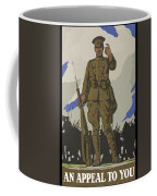 An Appeal To You Coffee Mug by War Is Hell Store