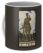 An Appeal To You Coffee Mug