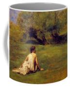 An Arcadian Coffee Mug