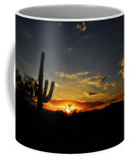 An Arizona Sunrise  Coffee Mug
