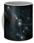 An Artists Depiction Coffee Mug