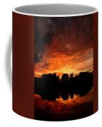 An Awesome Sunset  Coffee Mug