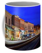 An Early Evening In Ashland Coffee Mug