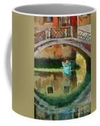 An Early Morning In Venice Coffee Mug