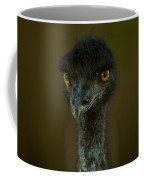 An Emu At The Lincoln Childrens Zoo Coffee Mug