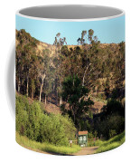 An Entrance To Peters Canyon Coffee Mug