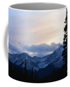 An Evening In The Mountains Coffee Mug