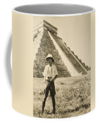 An Informal Portrait Of Photographer Coffee Mug by Luis Marden