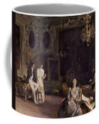 An Interior In Venice Coffee Mug