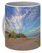 An Invitation - Florida Seascape Coffee Mug