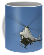 An Mq-8b Fire Scout Unmanned Aerial Coffee Mug