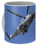 An Nh90 Helicopter Of The French Navy Coffee Mug