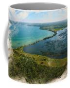 An Oasis On The Prairie Coffee Mug