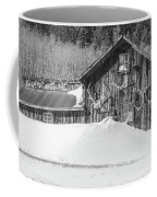 An Obdurate Sinner Lives Here. B And W   Coffee Mug