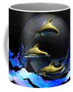 An Ocean Filled With Tears- Coffee Mug